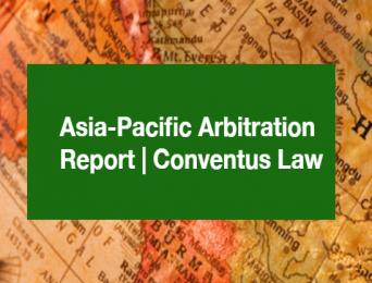 [Conventus Law] Asia-Pacific Arbitration Report 2019